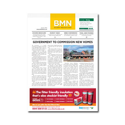 Builders Merchants News